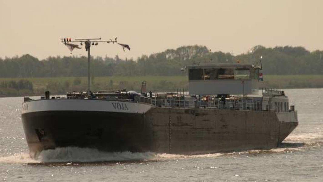 Tanker VOJA, Beroepsschip  for sale by Kriesels Shipbroker BV