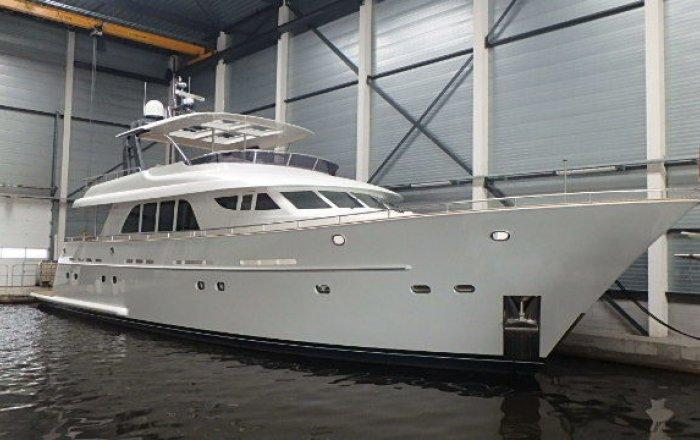 MULDER 24M MULDER 24M, Motor Yacht  for sale by Kriesels Shipbroker BV