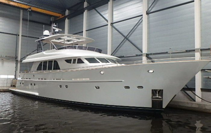 , Motorjacht  for sale by Kriesels Shipbroker BV
