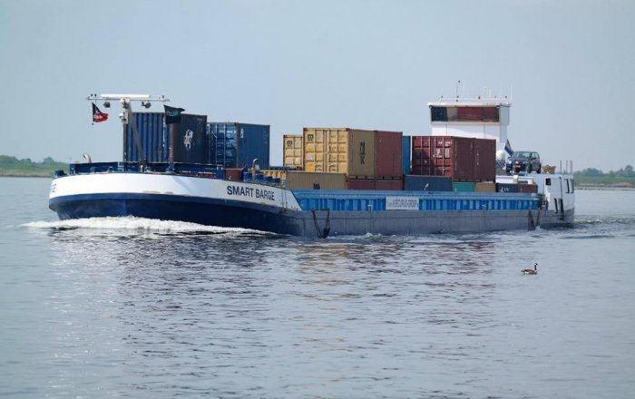 B20 SMART BARGE, Beroepsschip  for sale by Kriesels Shipbroker BV