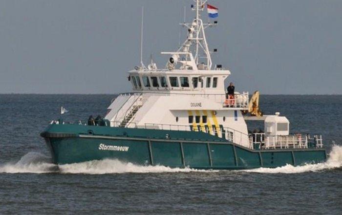 STORMMEEUW Patrol Vessel, Professional ship(s)  for sale by Kriesels Shipbroker BV