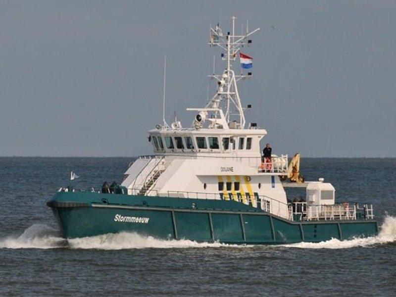 STORMMEEUW Patrol Vessel, Beroepsschip  for sale by Kriesels Shipbroker BV