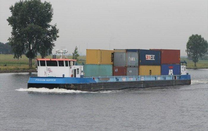 FRISIAN HOPPER , Berufsschiff(e)  for sale by Kriesels Shipbroker BV