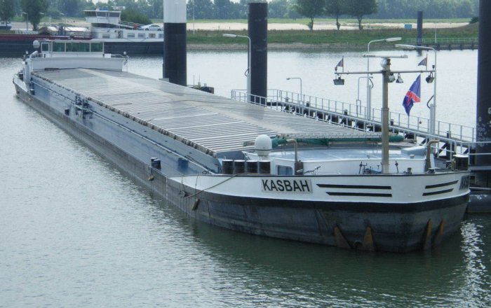 KASBAH KASBAH, Professional ship(s)  for sale by Kriesels Shipbroker BV