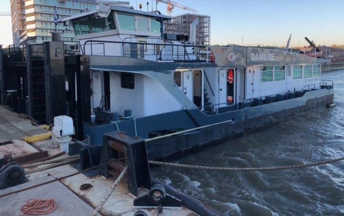 DANUBE , Professional ship(s)  for sale by Kriesels Shipbroker BV