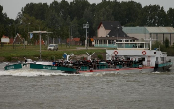 Tanker AMSTELSTROOM, Beroepsschip  for sale by Kriesels Shipbroker BV