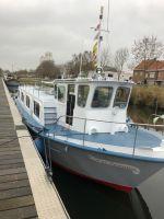 Ex PARLEVINKER, Ex-professionele motorboot  Ex PARLEVINKER for sale by Kriesels Shipbroker BV