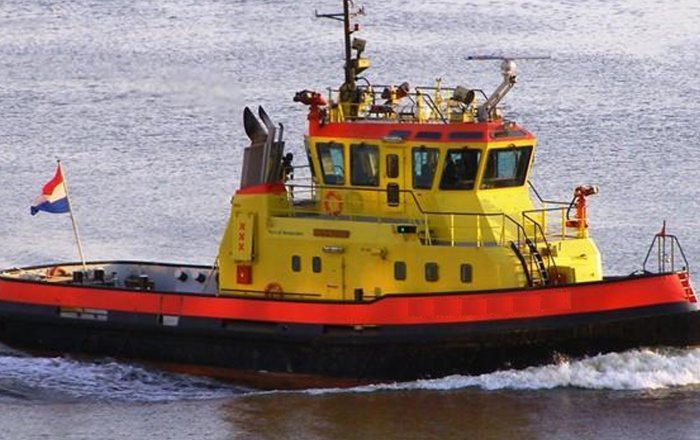 Fifi-1 Fire Fighting Harbour Tug, Professional ship(s)  for sale by Kriesels Shipbroker BV