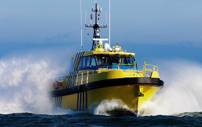 Pilot/Crew Tender. Pilot/Crew Tender., Professional ship(s)  for sale by Kriesels Shipbroker BV