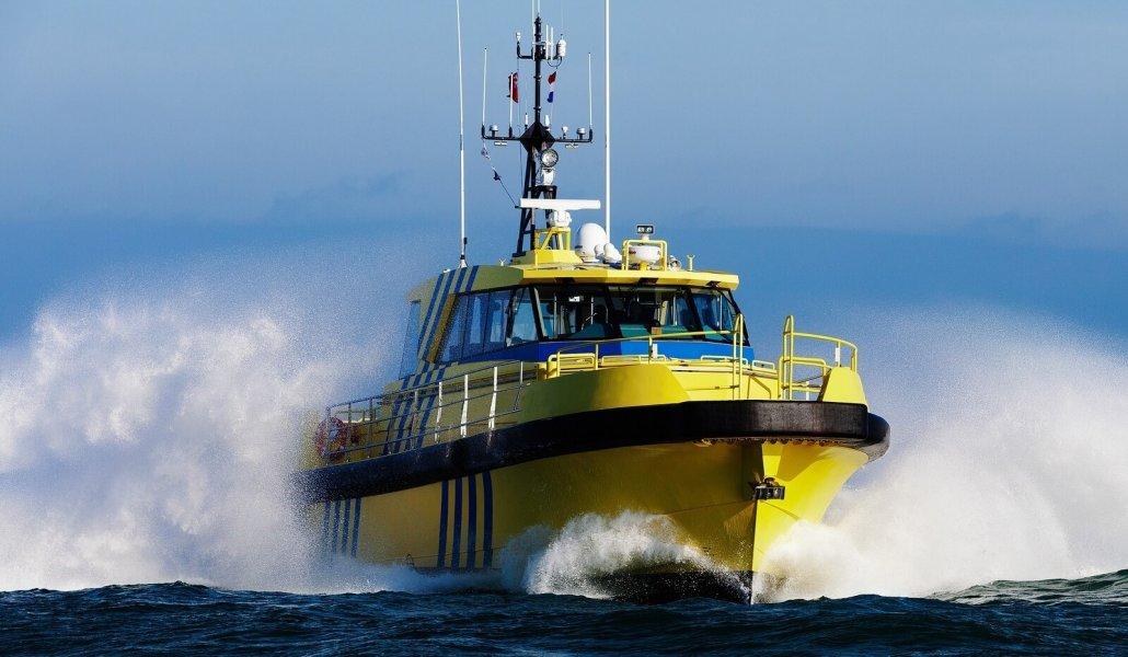 Pilot/Crew Tender. Pilot/Crew Tender., Beroepsschip  for sale by Kriesels Shipbroker BV