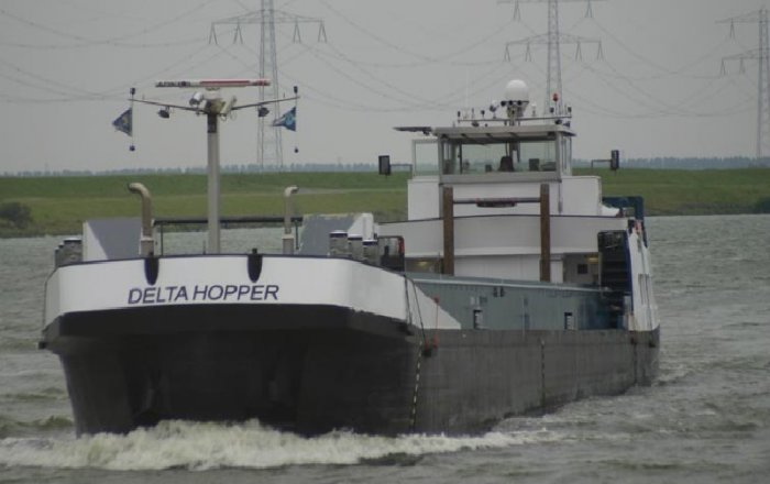 River Hopper River Hopper, Beroepsschip  for sale by Kriesels Shipbroker BV