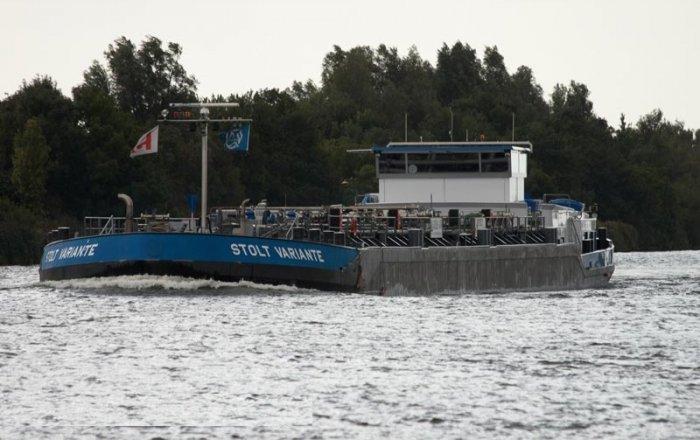 Doublehull Stainless Steel Inland Tanker, Berufsschiff(e)  for sale by Kriesels Shipbroker BV