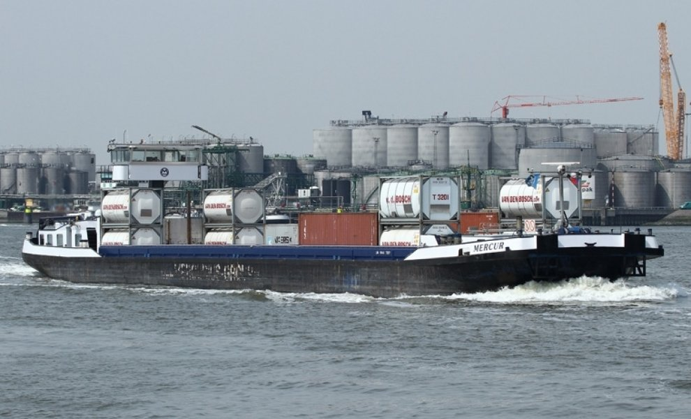 Inland Mvs-mcs, Professional ship(s)  for sale by Kriesels Shipbroker BV