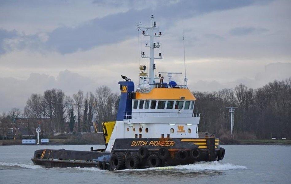 TUG, Beroepsschip  for sale by Kriesels Shipbroker BV