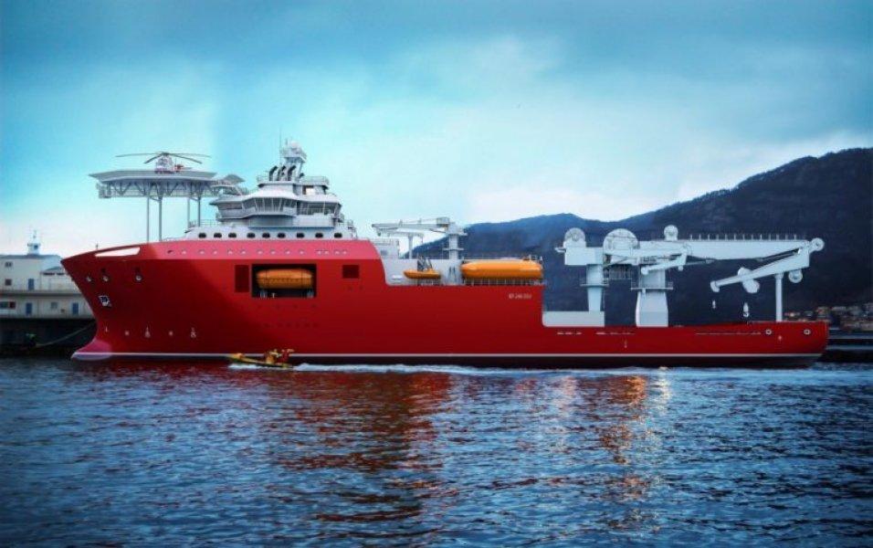 . Dive Support Construction Vessel, Beroepsschip  for sale by Kriesels Shipbroker BV