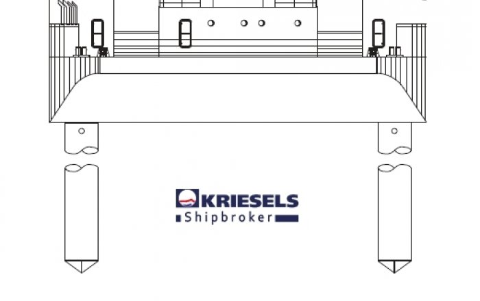, Beroepsschip  for sale by Kriesels Shipbroker BV