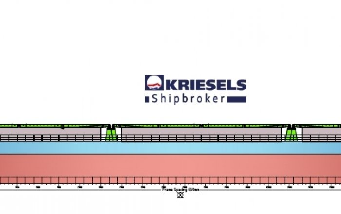 General Cargo Vessel, Beroepsschip  for sale by Kriesels Shipbroker BV