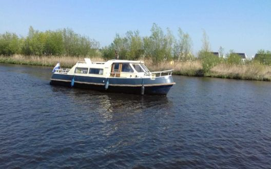 Swin Patio Staal, Klassiek/traditioneel motorjacht  for sale by AWS Watersport