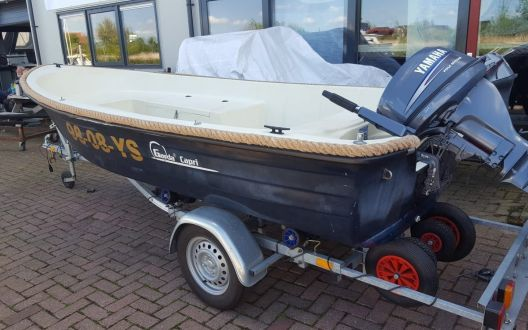 Garda 430, Sloep  for sale by AWS Watersport