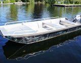 520 Silver Jonboat, Offene Motorboot und Ruderboot 520 Silver Jonboat Zu verkaufen durch Jachthaven Omtzigt
