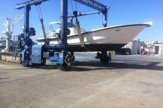 Tecnoyacht Puma2, Motorjacht  for sale by Amsterdam Yacht Consultancy
