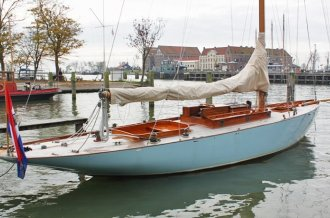 , Classic yacht  for sale by Amsterdam Yacht Consultancy