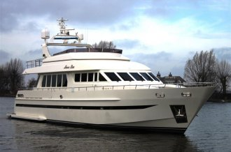 , Motor Yacht  for sale by Amsterdam Yacht Consultancy