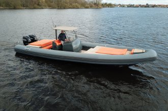 , RIB en opblaasboot  for sale by Amsterdam Yacht Consultancy