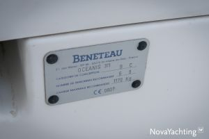 Beneteau Oceanis Clipper 311 Photo 38