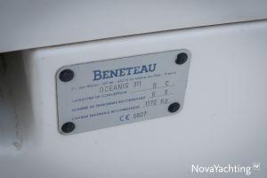 Beneteau Oceanis Clipper 311 Photo 38
