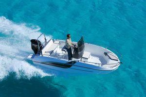 Beneteau Flyer 5.5 Outboard Photo 2