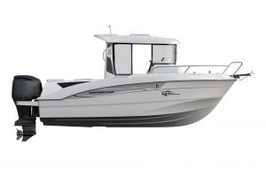 Beneteau Barracuda 6 Outboard Photo 5