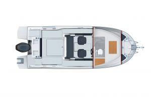 Beneteau Barracuda 7 Outboard Photo 14