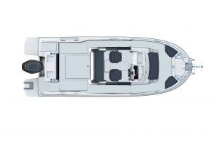 Beneteau Barracuda 7 Outboard Photo 13