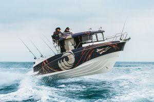 Beneteau Barracuda 8 Outboard Photo 1