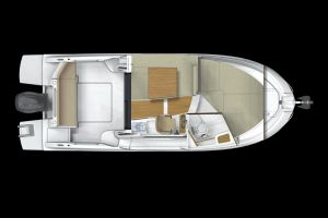 Beneteau Antares 7 Outboard Photo 12