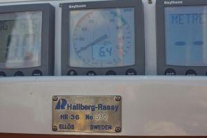Hallberg-Rassy 36 Photo 36