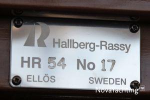 Hallberg-Rassy 54 Photo 36