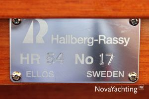Hallberg-Rassy 54 Photo 5