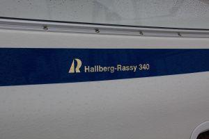 Hallberg-Rassy 340 Photo 72