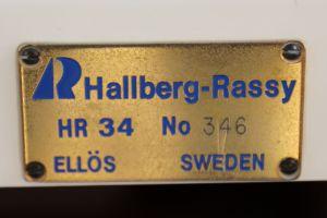 Hallberg-Rassy 34 Photo 44