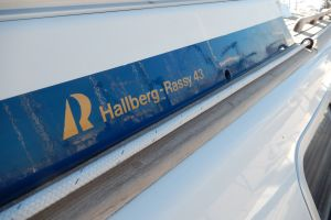 Hallberg Rassy 43 Photo 21