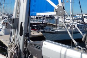 Hallberg Rassy 43 Photo 20