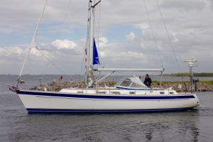 Hallberg Rassy 43 Photo 13