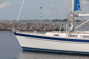 Hallberg Rassy 43 Photo 12