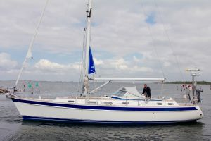 Hallberg Rassy 43 Photo 14