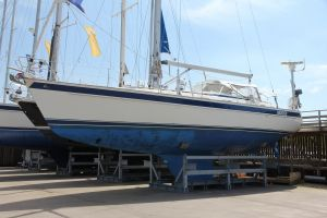 Hallberg Rassy 43 Photo 6