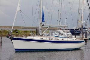 Hallberg Rassy 43 Photo 11