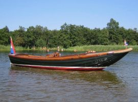 Teakhouten Vlet, Sloep Teakhouten Vlet eladó: Omega Yacht Broker
