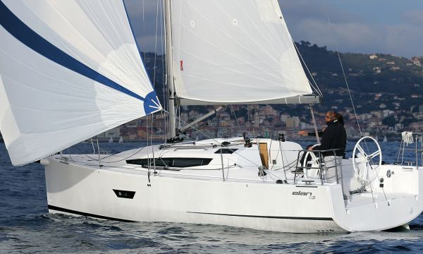 Elan E3, Sailing Yacht  for sale by Bach Yachting